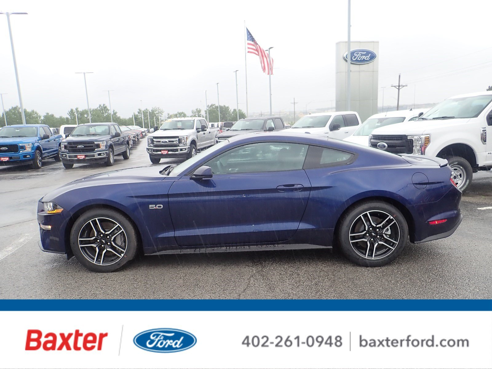 Performance Ford Omaha >> New 2019 Ford Mustang Gt