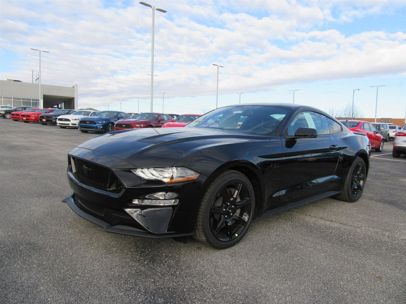 Ford Certified Pre Owned >> New 2018 Ford Mustang GT Premium / Baxter Ford