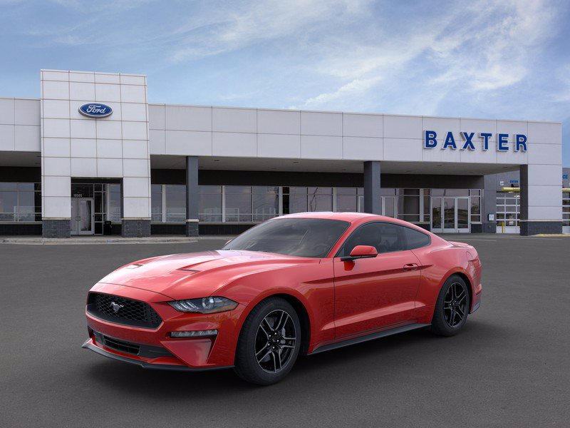 New 2020 Ford Mustang Fastback EcoBoost