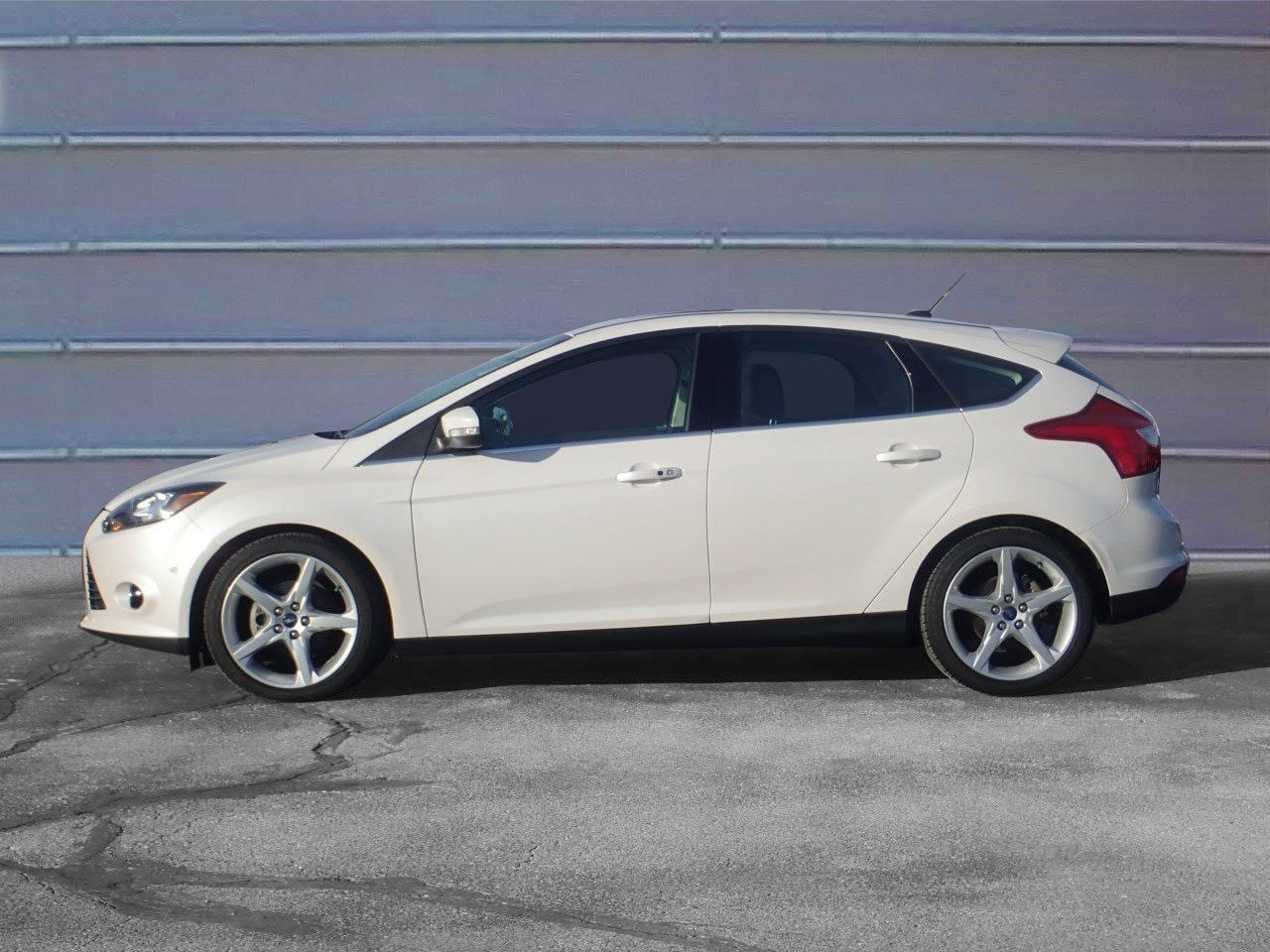 Certified Pre-Owned 2013 Ford Focus Titanium