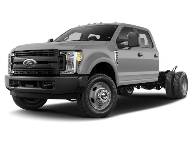 New 2019 Ford F-350 Chassis XL