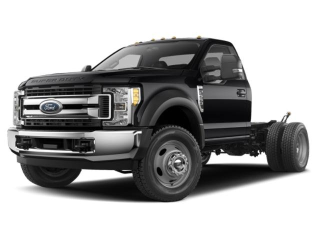 New 2019 Ford F-550 Chassis XL