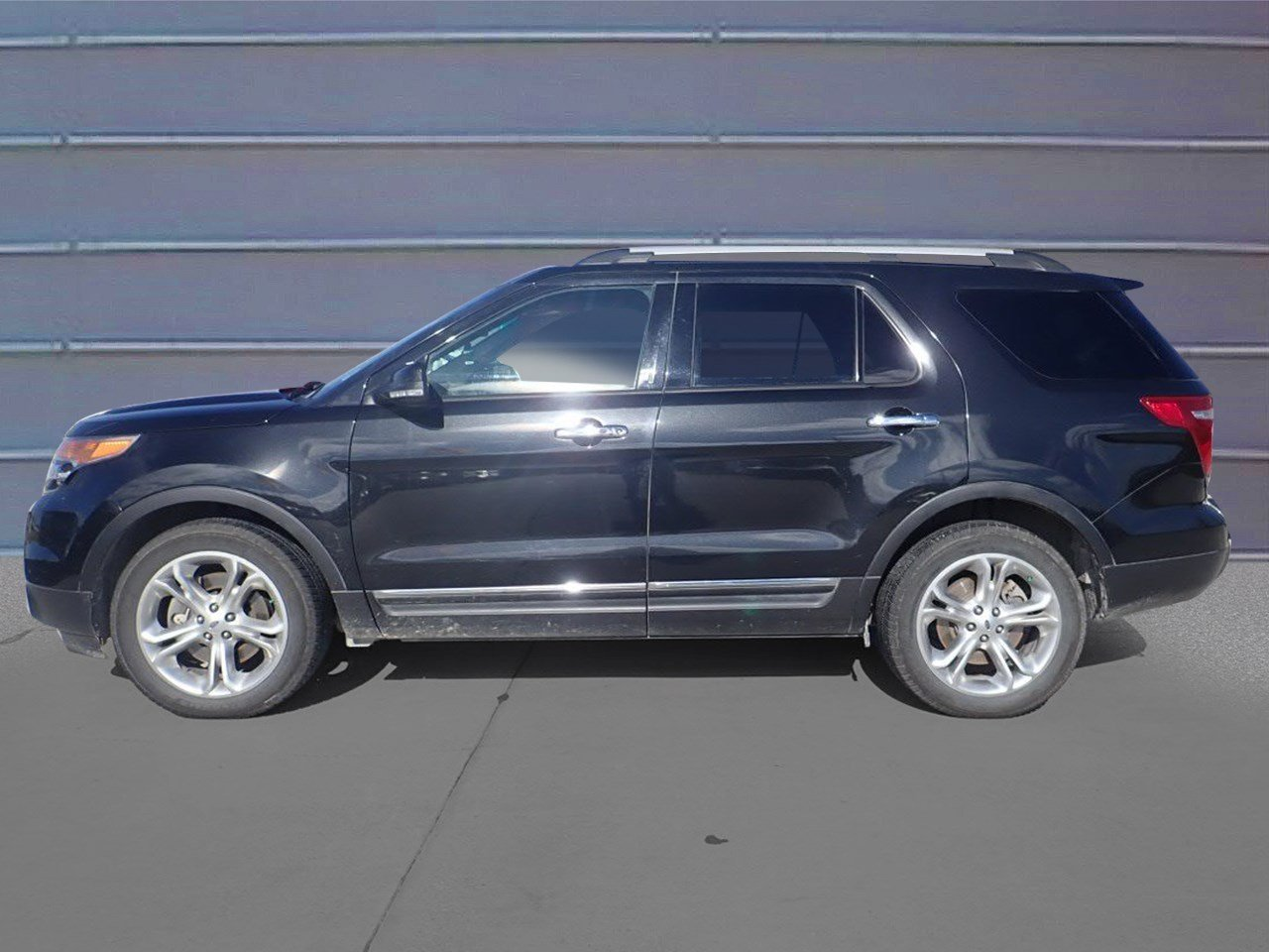 Pre owned 2014 ford explorer limited