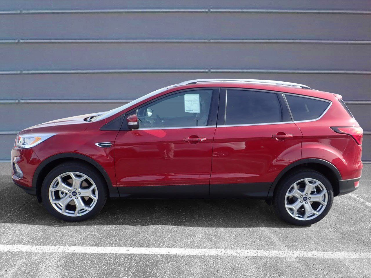 Ford Escape Titanium >> New 2019 Ford Escape Titanium Baxter Ford