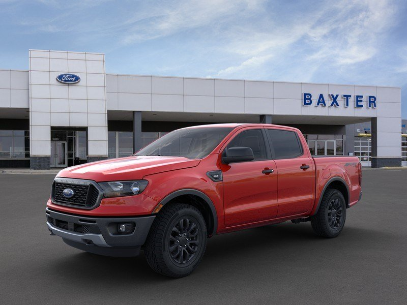 New 2020 Ford Ranger XLT Sport