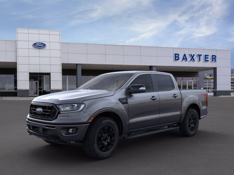 New 2020 Ford Ranger Lariat Sport Blackout