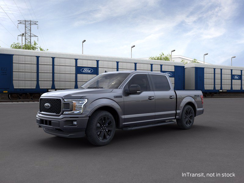 New 2020 Ford F-150 XLT Sport Blackout