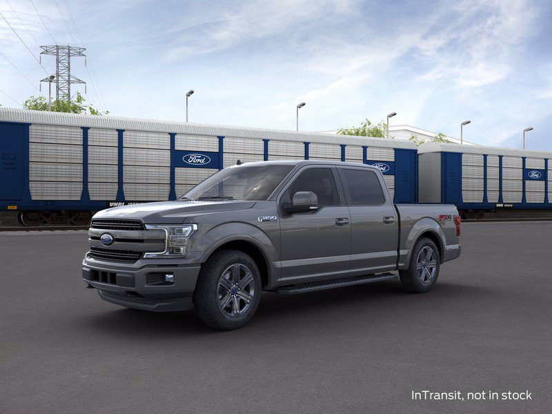 New 2020 Ford F-150 Lariat Sport