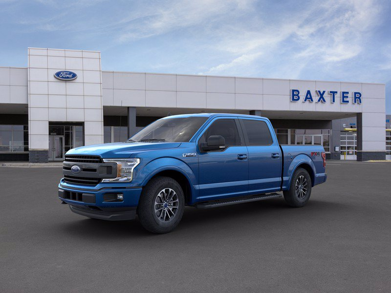 New 2020 Ford F-150 XLT Sport