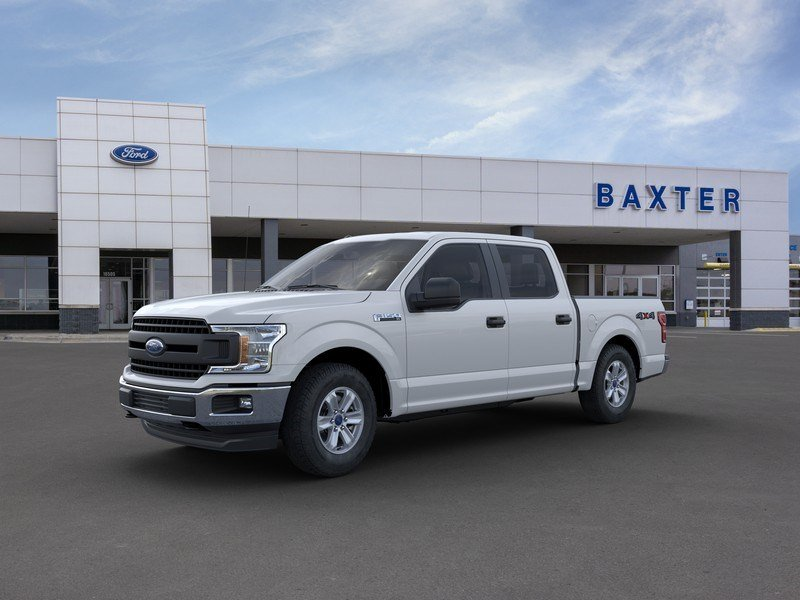 New 2019 Ford F-150 XL Chrome