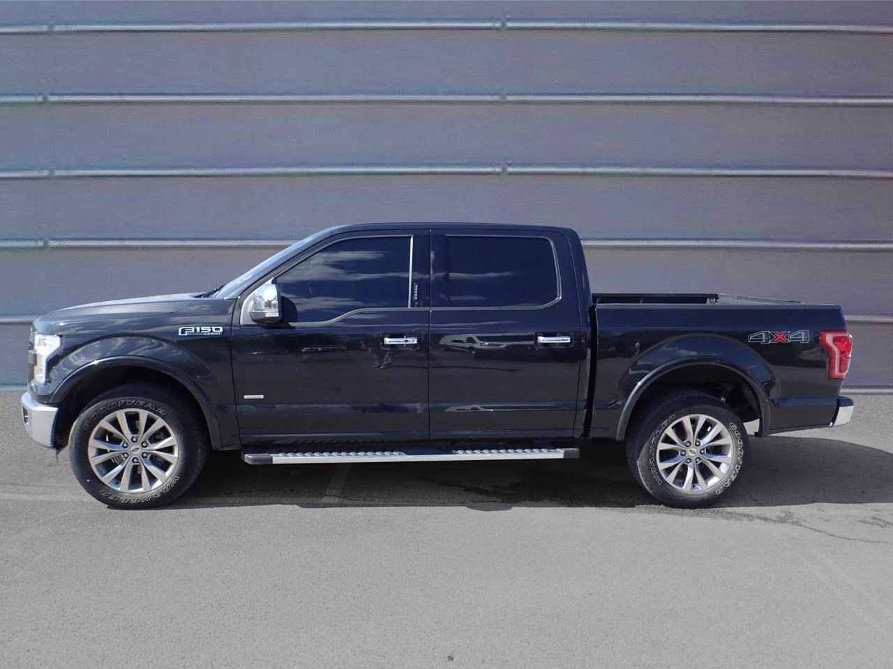 Certified pre owned 2015 ford f 150 lariat