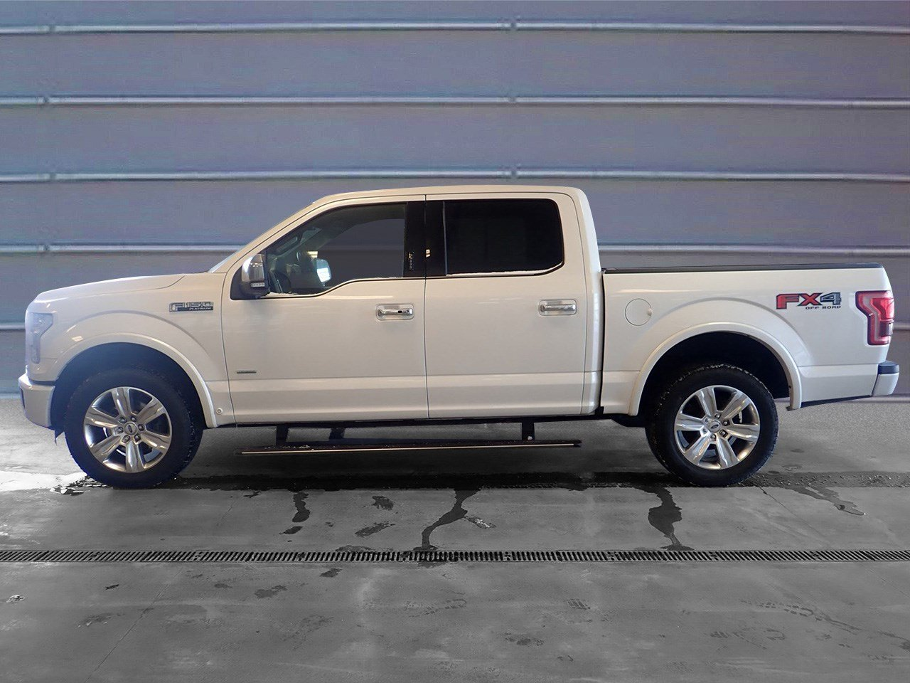 Certified Pre-Owned 2015 Ford F-150 Platinum
