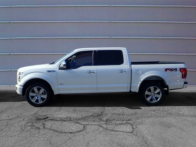 Pre Owned 2017 Ford F 150 Platinum