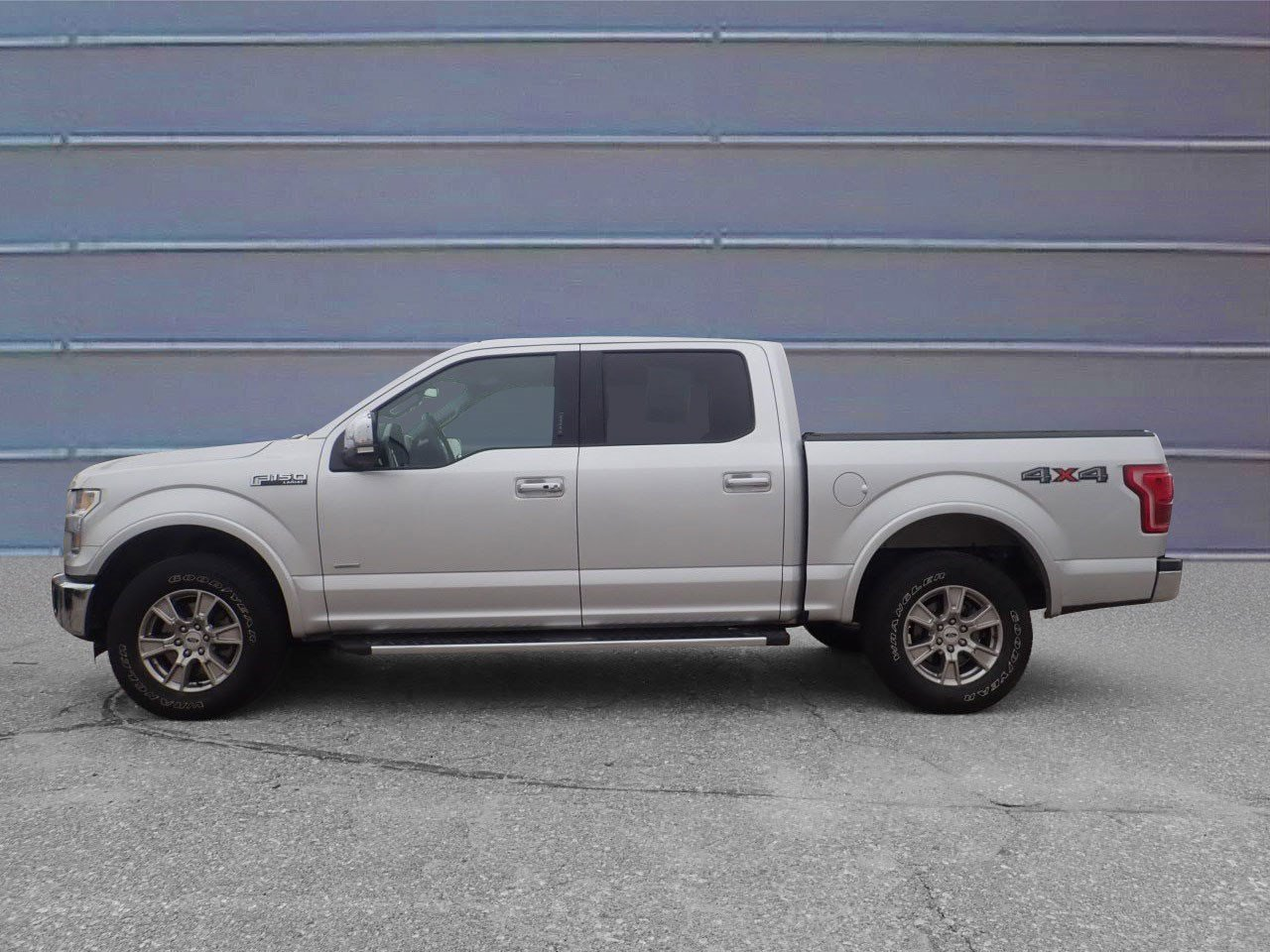 Certified Pre-Owned 2015 Ford F-150 Lariat