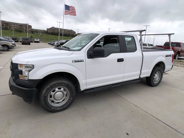 Pre-Owned 2016 Ford F-150 4WD SuperCab 145 XL
