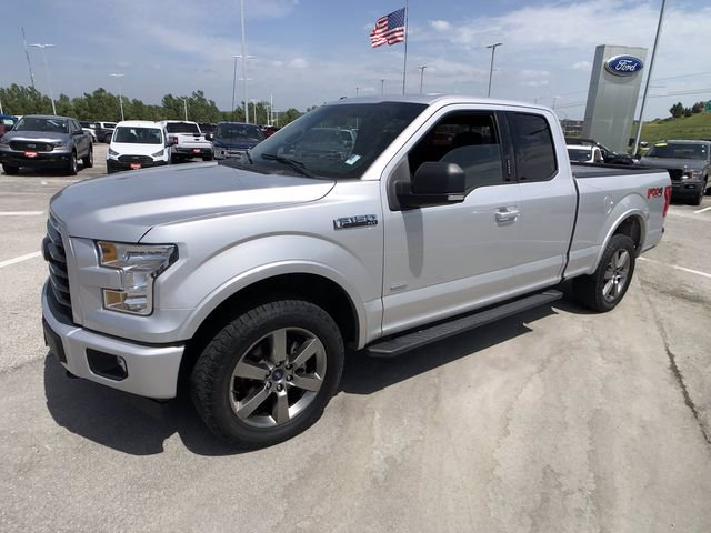Certified Pre-Owned 2017 Ford F-150 XLT 4WD SuperCab 6.5' Box
