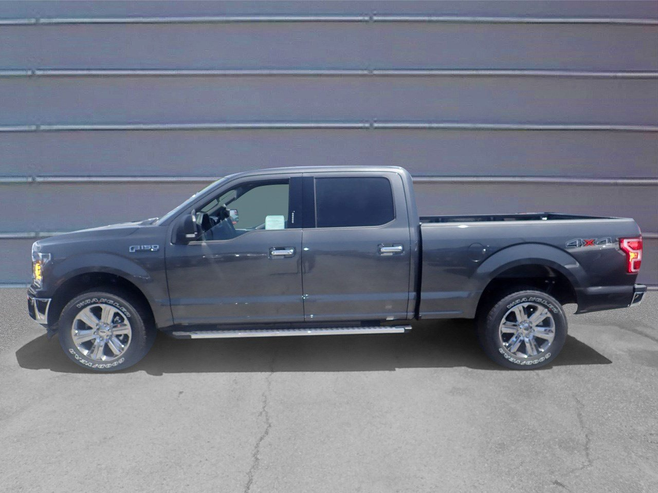 Super Crew Cab >> New 2019 Ford F 150 Xlt 4wd Supercrew 6 5 Box