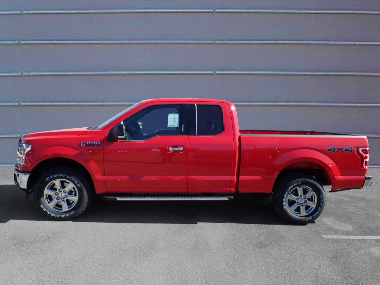 New 2018 ford f 150 xlt 4wd supercab 6 5 box