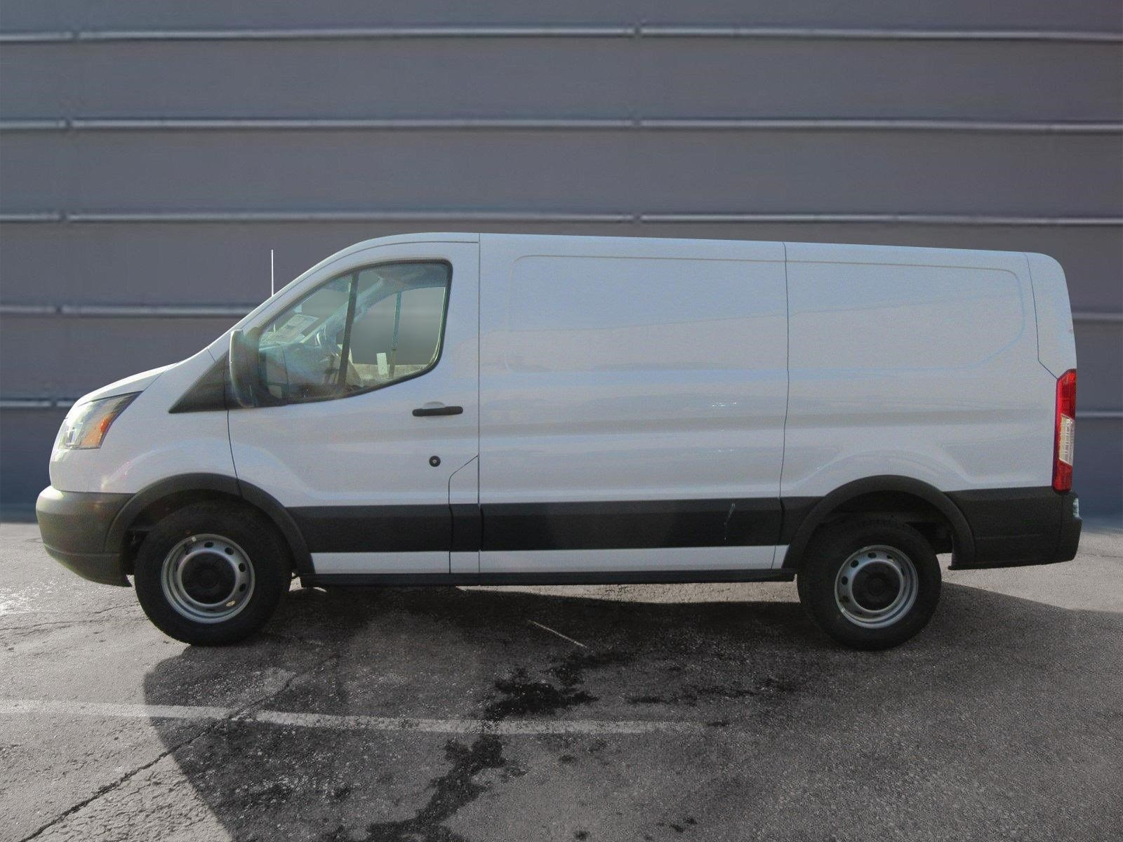 New 2018 Ford Transit Van T 150 130 Low Rf 8600 GVWR Swing O