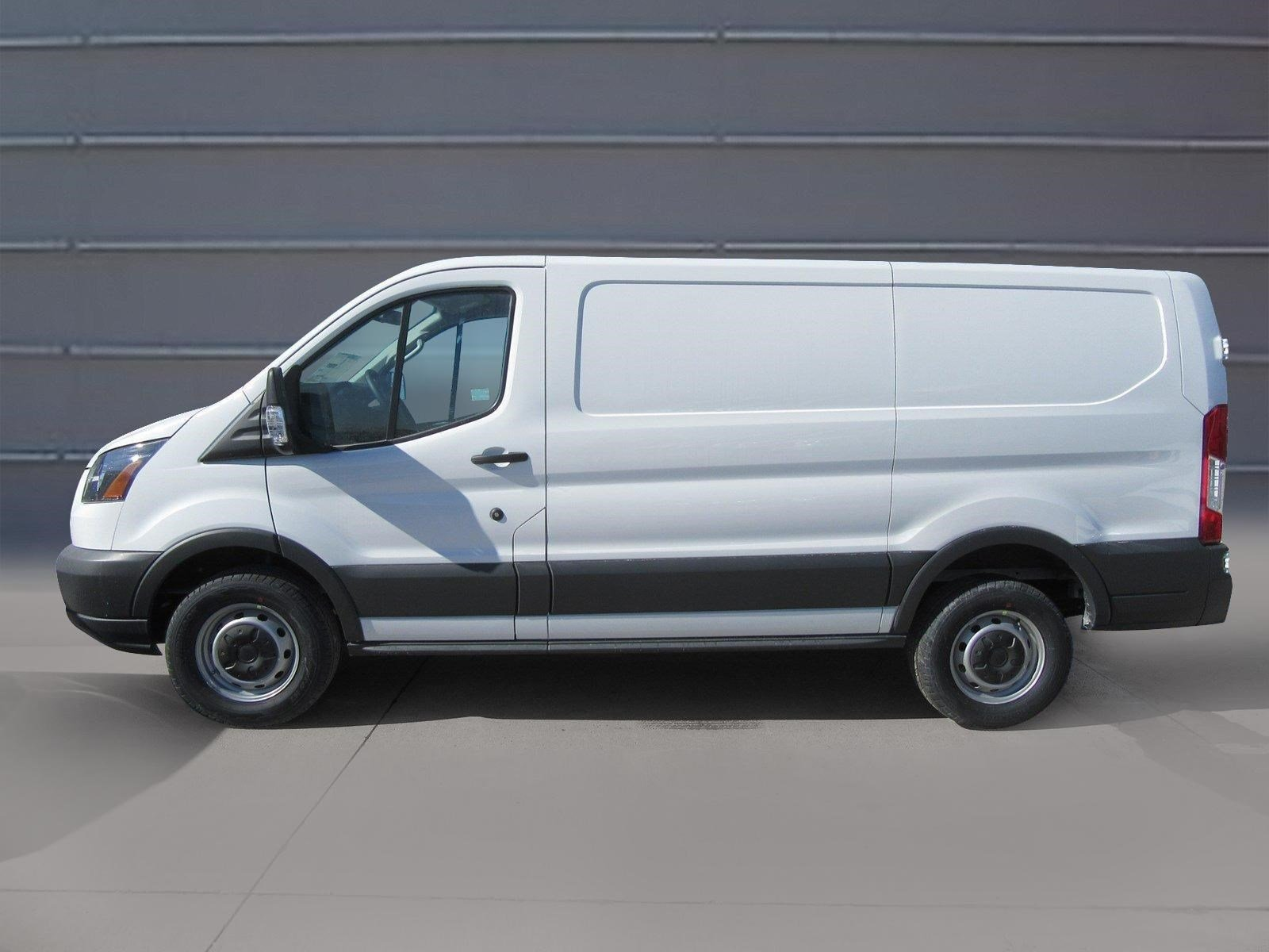 New 2018 Ford Transit Van T 250 130 Low Rf 9000 Gvwr Sliding