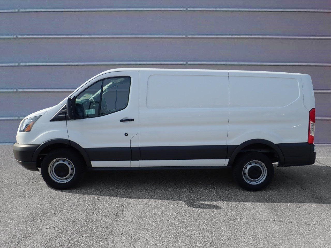 New 2018 Ford Transit Van T 250 130 Low Rf 9000 Gvwr Swing O