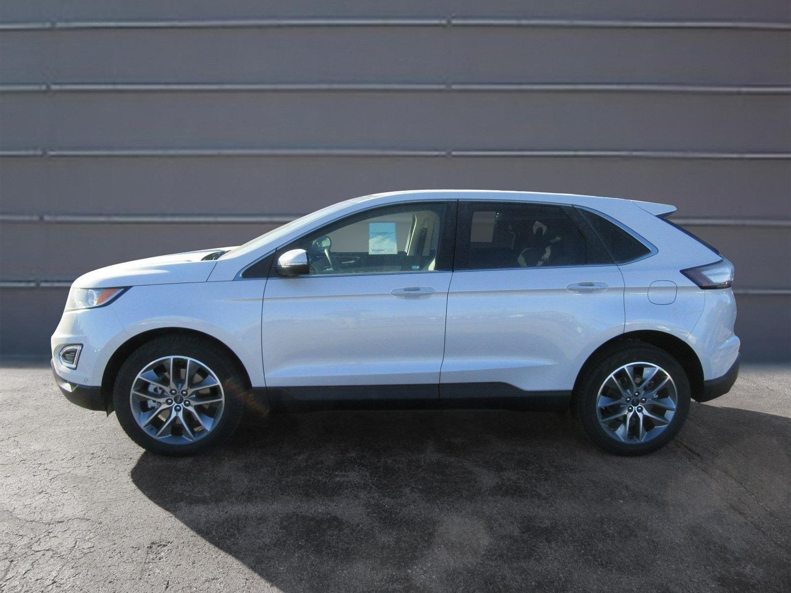 New 2018 Ford Edge Titanium / Baxter Ford