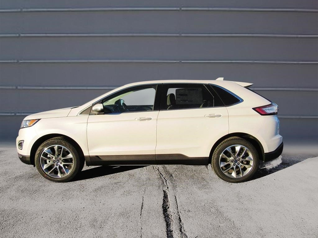 New 2018 Ford Edge Titanium Baxter Ford