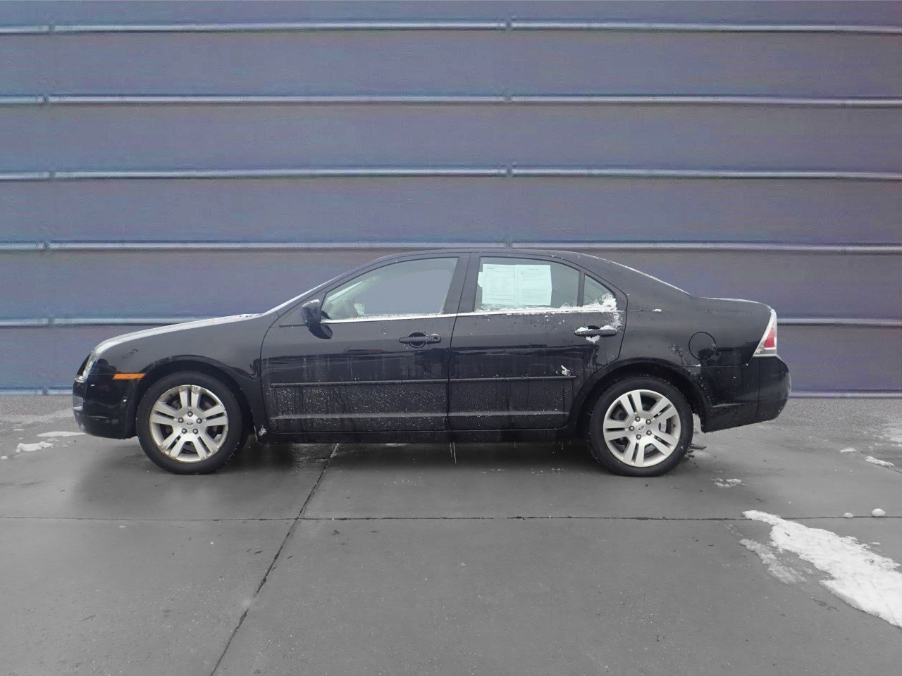 Pre-Owned 2006 Ford Fusion SEL