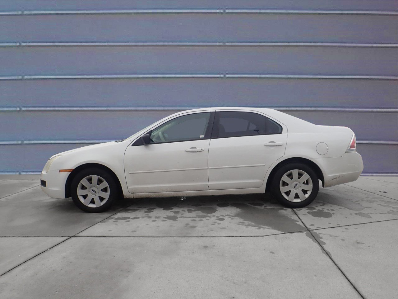 Pre-Owned 2006 Ford Fusion S
