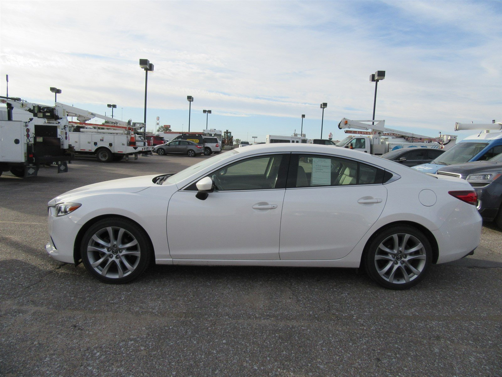 pre owned 2014 mazda mazda6 i touring baxter ford