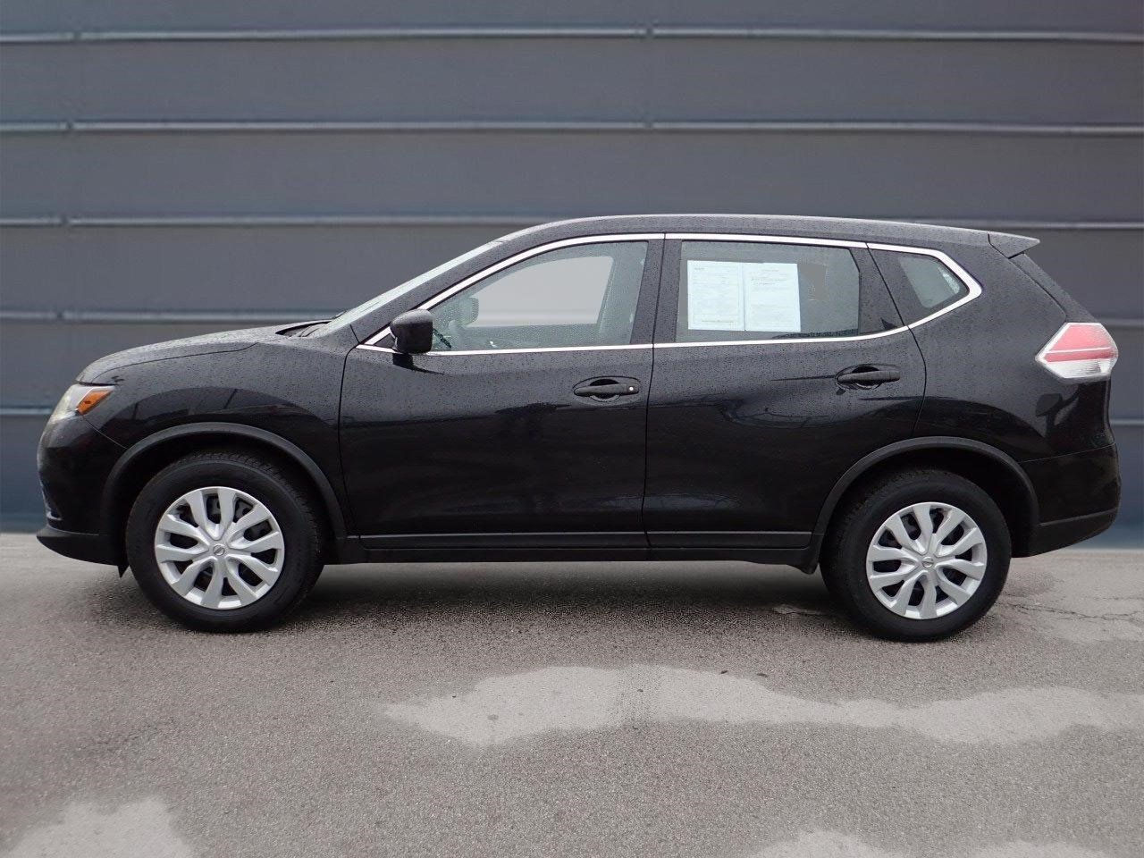 Pre Owned 2016 Nissan Rogue S Baxter Ford