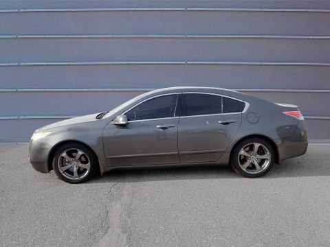 Pre-Owned 2009 Acura TL 4dr Sdn SH-AWD