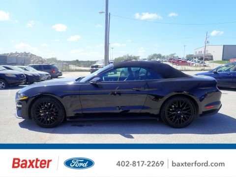 New 2018 Ford Mustang Convertible GT Premium [GT Performance]