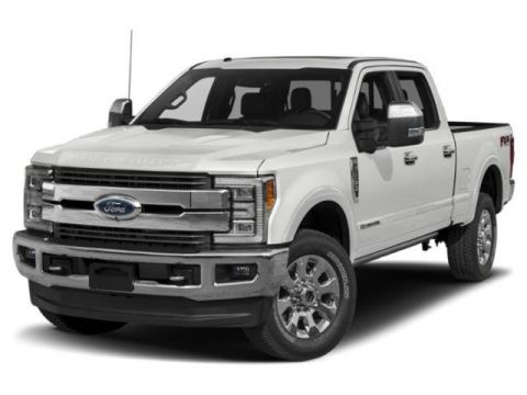 New 2019 Ford F-350