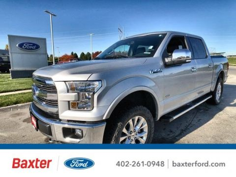 Pre-Owned 2017 Ford F-150 Lariat