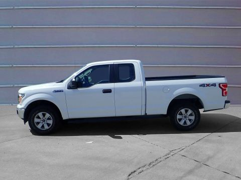 Certified Pre-Owned 2018 Ford F-150 XL